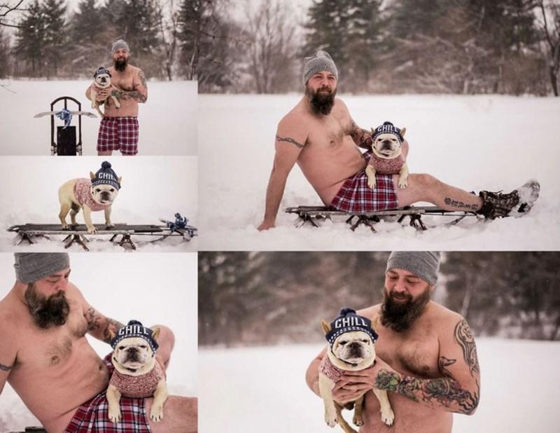 Pug - CHILL CHILL