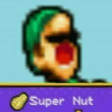 Green - Super Nut