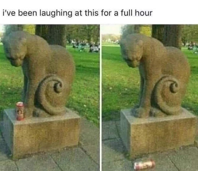 Stone carving - i've been laughing at this for a full hour