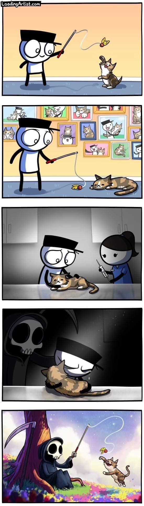 Cartoon - LoadingArtist.com