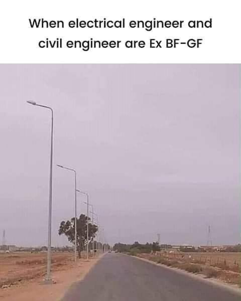 Atmospheric phenomenon - When electrical engineer and civil engineer are Ex BF-GF
