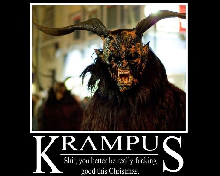 Horn - S. K good this Christmas. RAMPU KE Shit, you better be really fucking