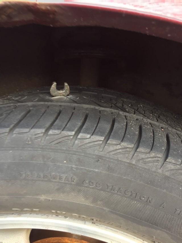 Tire - 383ADWBA 6OG TEAGTION