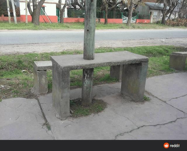 Public space - reddit