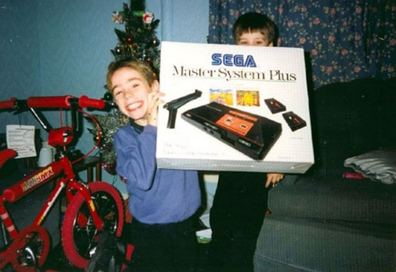 Bicycle - SEGA Master System Plus