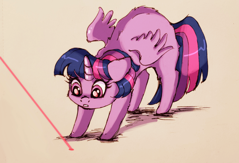 twilight sparkle buttersprinkle acting like animals - 9409142528