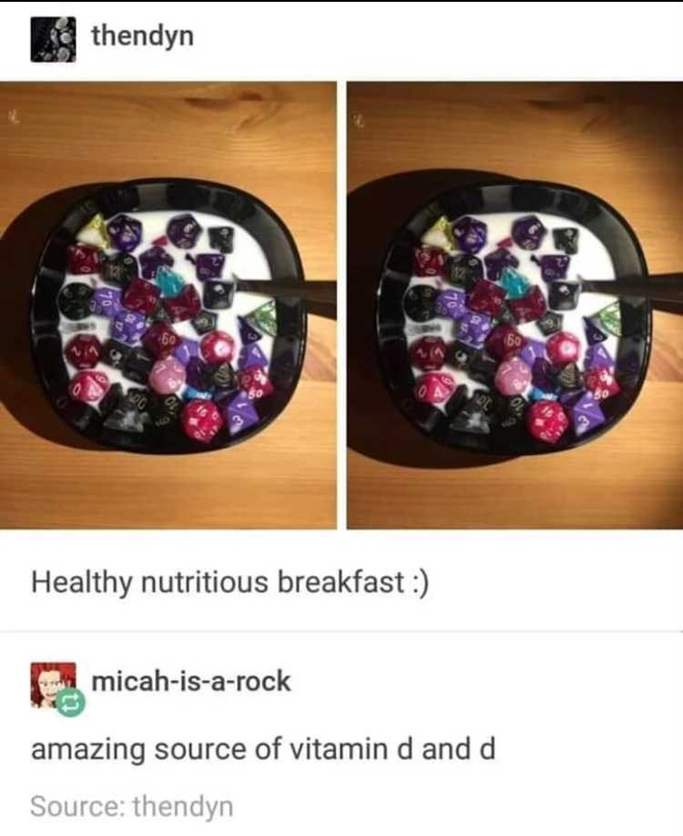 Eyewear - thendyn 60 60 OL OA Healthy nutritious breakfast :) micah-is-a-rock amazing source of vitamin d and d Source: thendyn