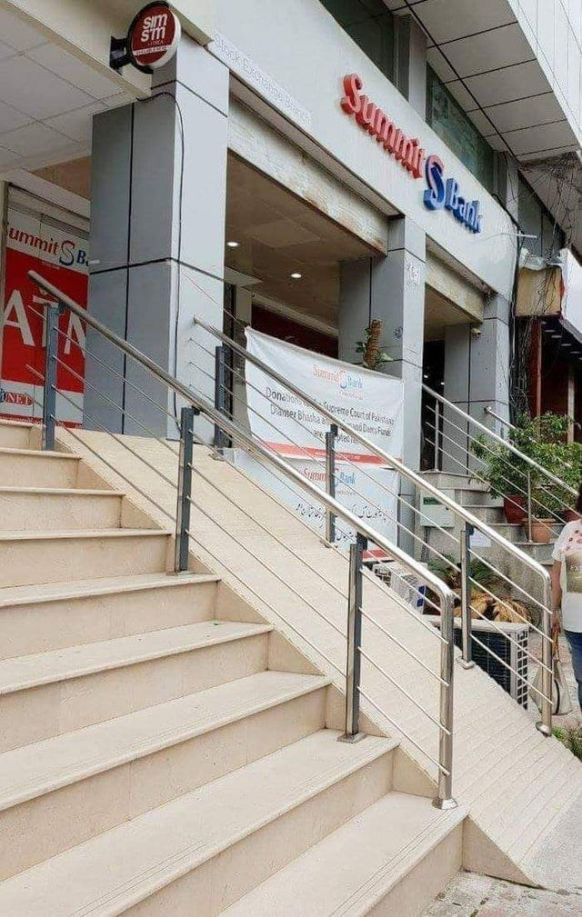Handrail - Suw Slas ummit SB