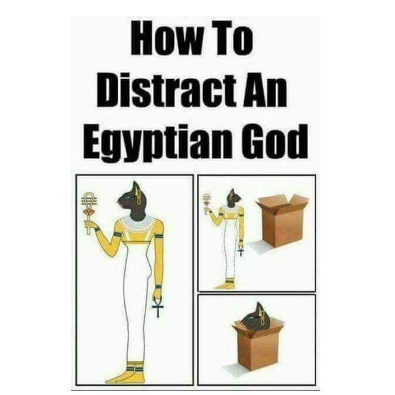 Joint - How To Distract An Egyptian God