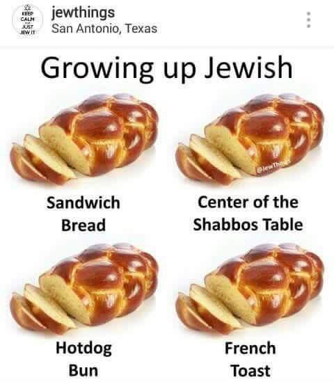 Sweet Rolls - jewthings San Antonio, Texas EEEP CALN JUST JEW IT Growing up Jewish ClewTh Sandwich Center of the Bread Shabbos Table Hotdog French Bun Toast