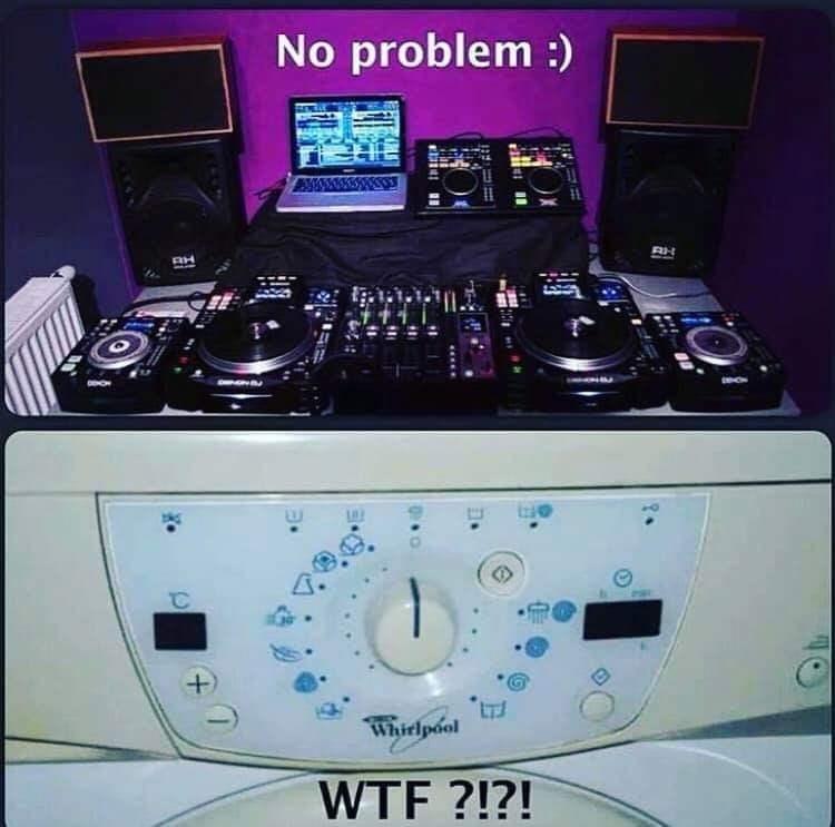 Electronics - No problem :) l Whirlpool WTF ?!?! +)
