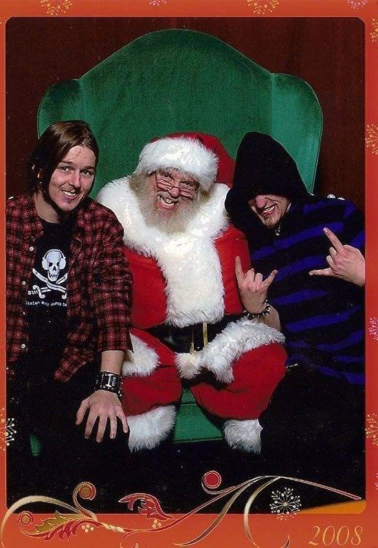 Santa claus - 2008