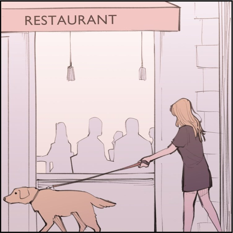 Cartoon - RESTAURANT