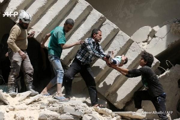Human - AFP Ameer Alhalbi / AFP