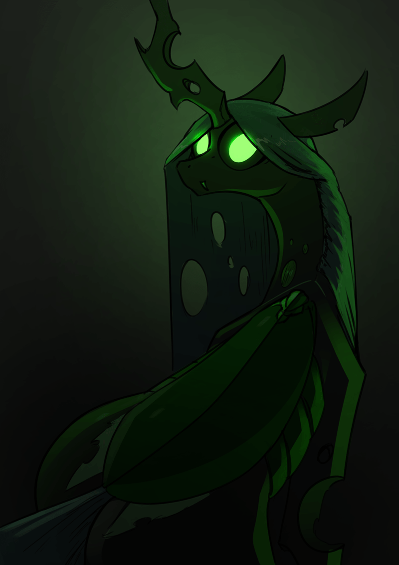 underpable chrysalis changelings - 9413260288