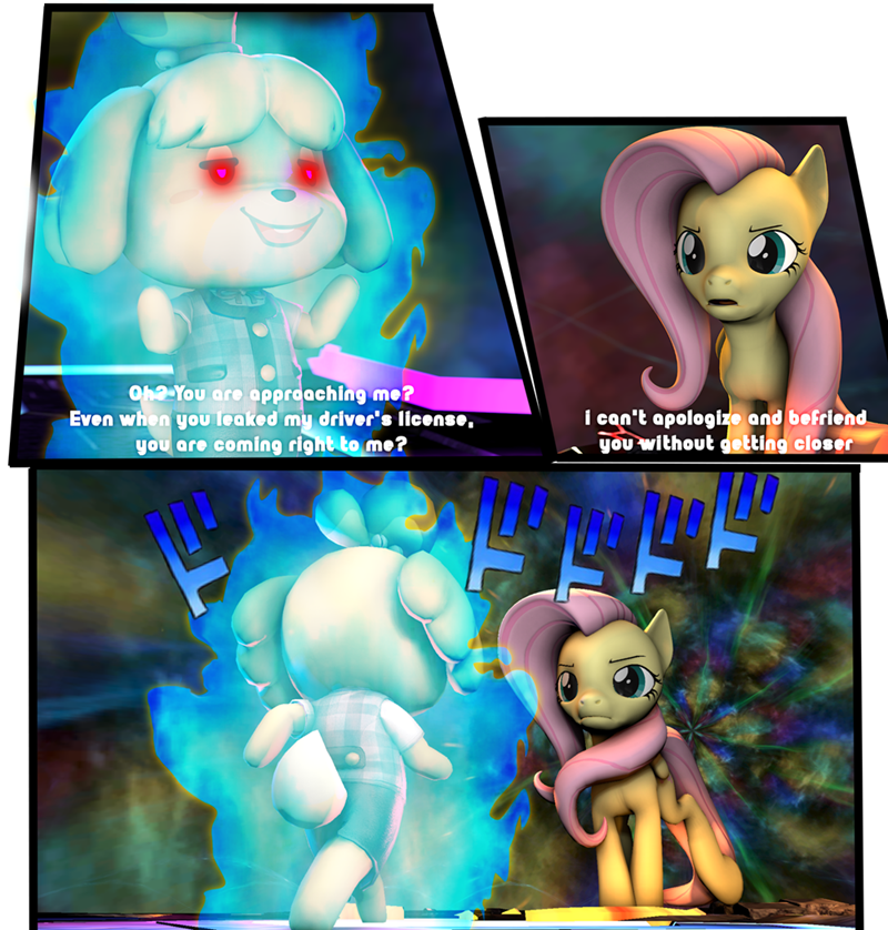 super smash bros vannamelon source rabbit JoJo's Bizarre Adventure animal crossing fluttershy sfm - 9413266688