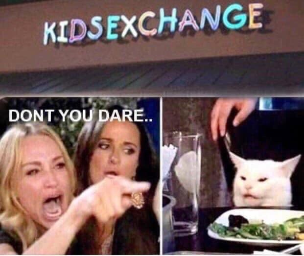 Cat - KIDSEXCHANGE DONT YOU DARE.