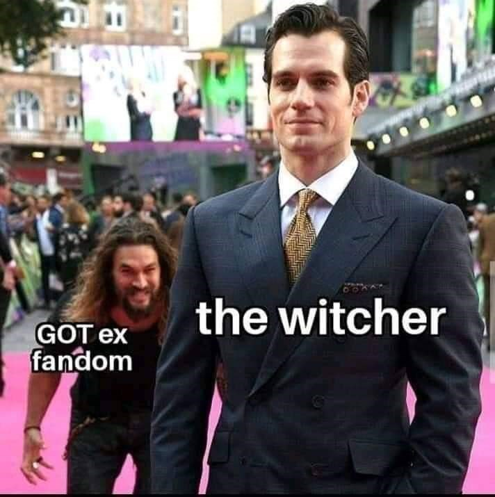 Suit - the witcher GOT ex fandom