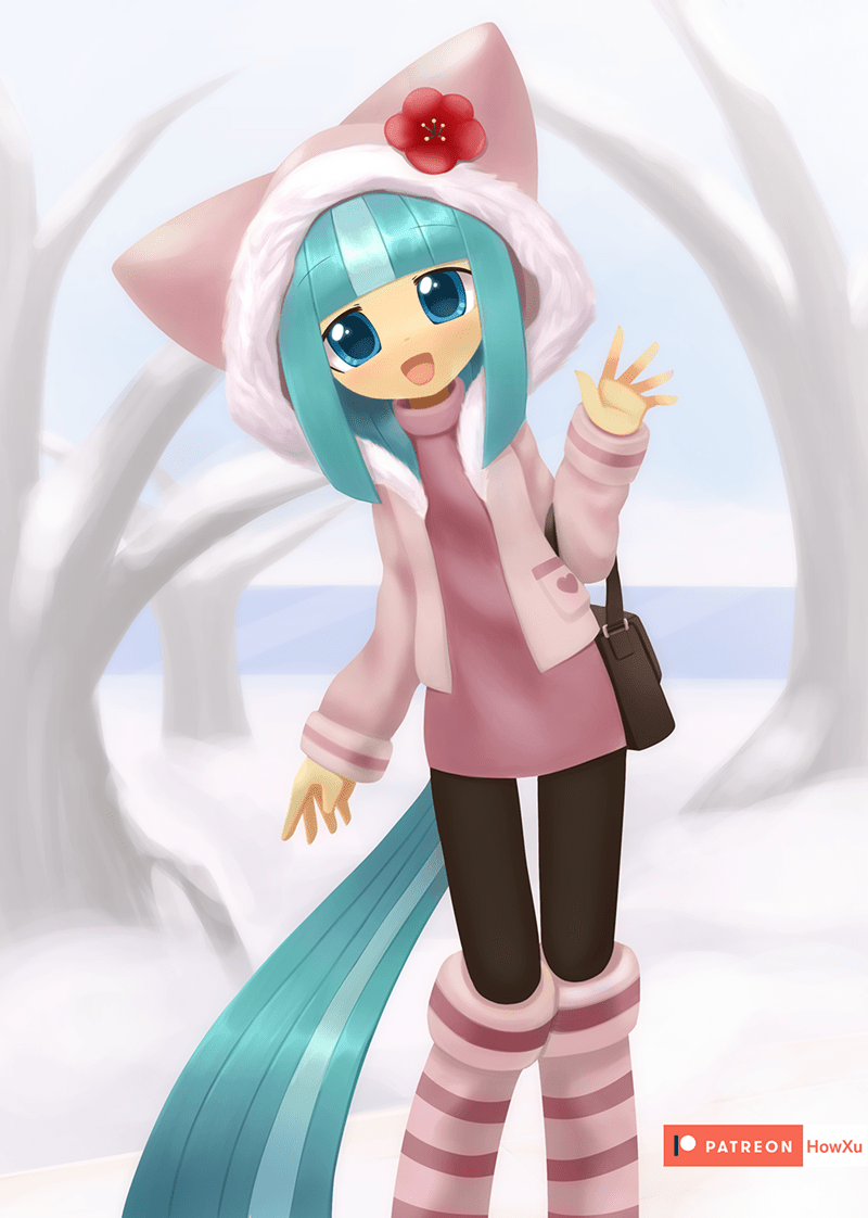 how xu humanized coco pommel - 9414525440
