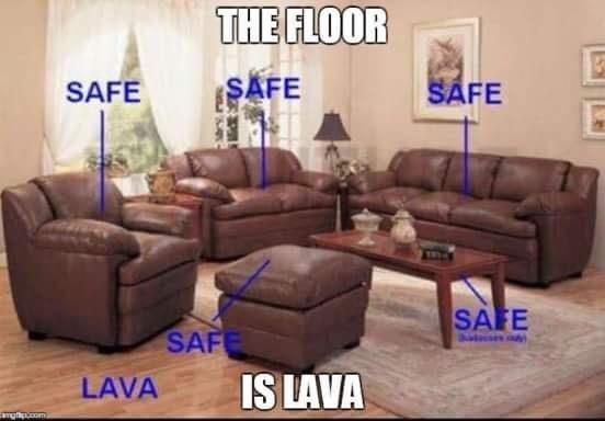 Furniture - THE FLOOR SAFE SAFE SAFE SAFE SAF IS LAVA LAVA muthp.com