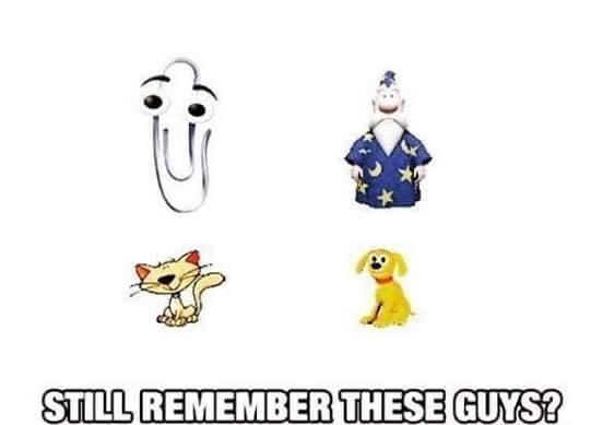 Cartoon - STILL REMEMBER THESE GUYS?