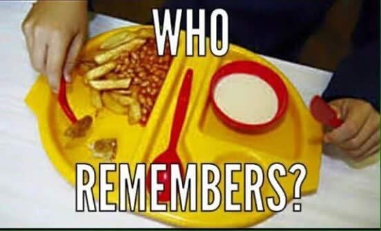 Junk food - WHO REMEMBERS?