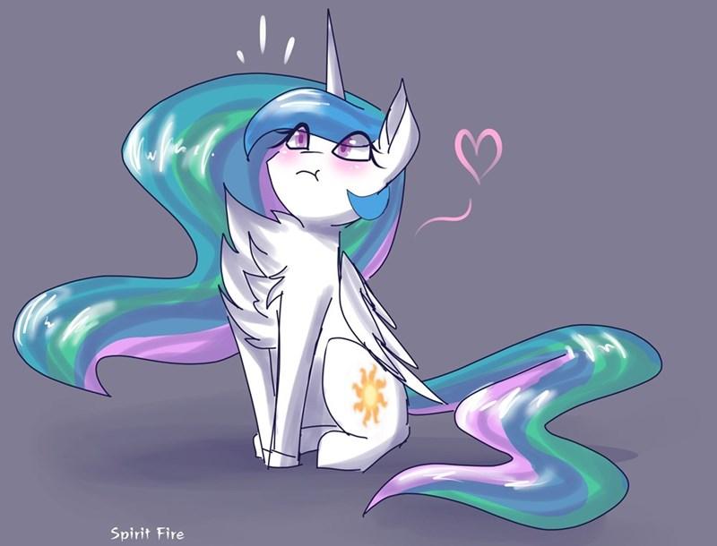spiritfire360 princess celestia - 9416285696