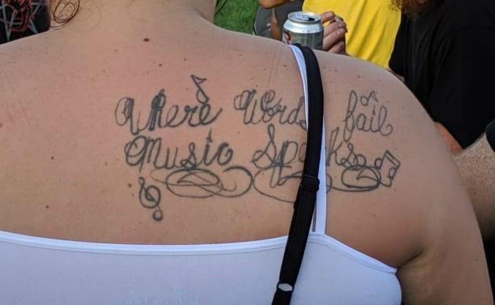 Tattoo - Rere Verd eMusto