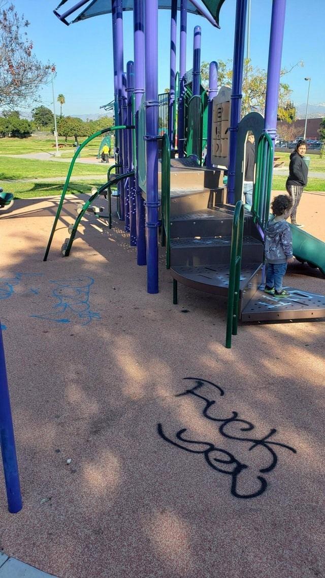 Playground - Rick