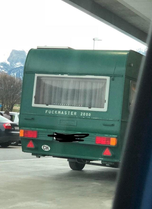 Transport - FUCKMASTER 2000 CH