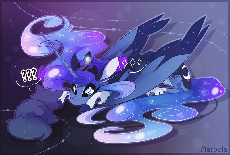 princess luna marbola - 9418105088