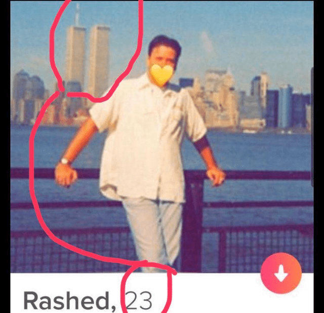 Album cover - Rashed, 23