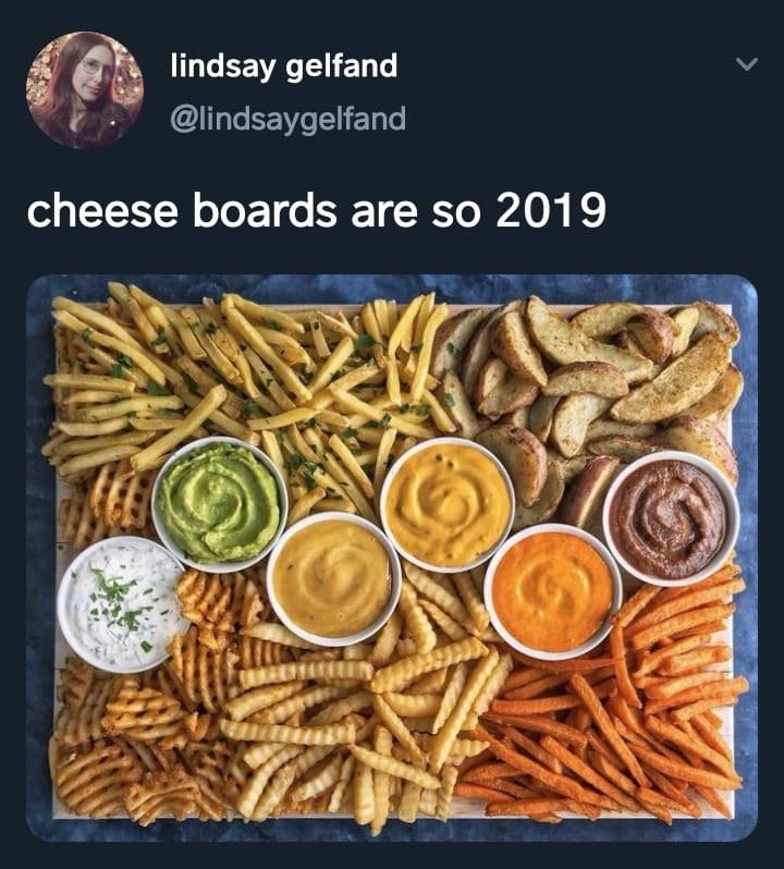 Food group - lindsay gelfand @lindsaygelfand cheese boards are so 2019