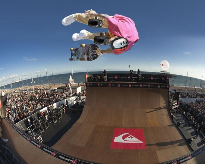 Extreme sport - B3GDE QUIKSILVER OURSIER