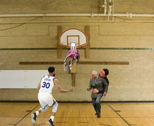 Basketball - CURAP 30