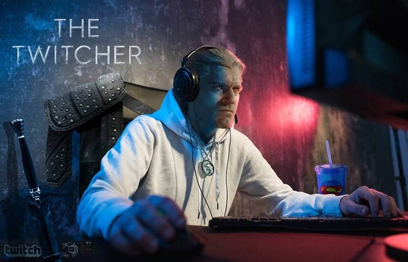 Disc jockey - THE TWITCHER Cwitch