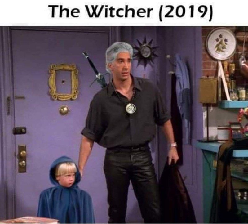 Photo caption - The Witcher (2019)