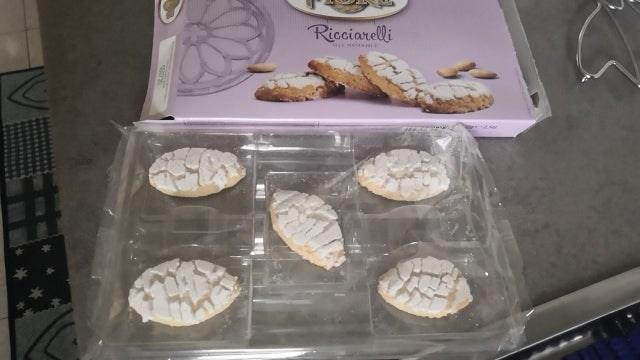 Food - Ricciarelli