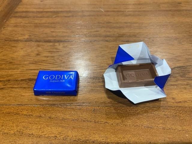 Blue - GODIVA GODIVA Milk Chocolate