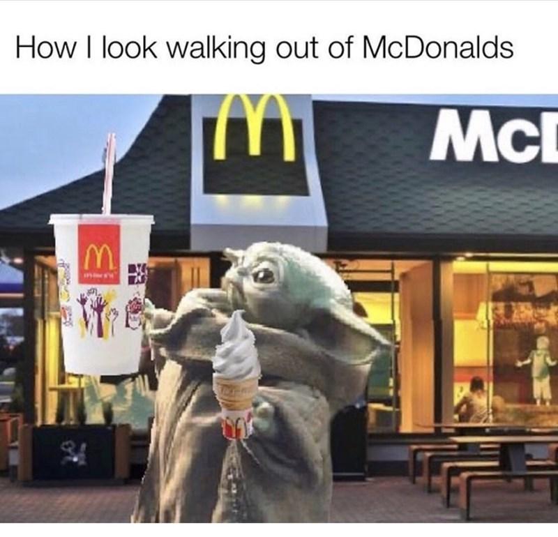Organism - How I look walking out of McDonalds Mc IP