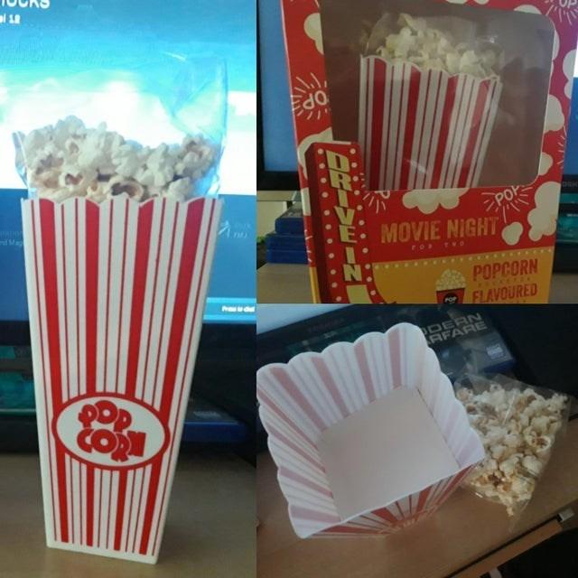 Popcorn - Edo ndMa POK MOVIE NIGHT TM FOR TYO POPCORN POFAET2O FLAVOURED POP DERN RFARE