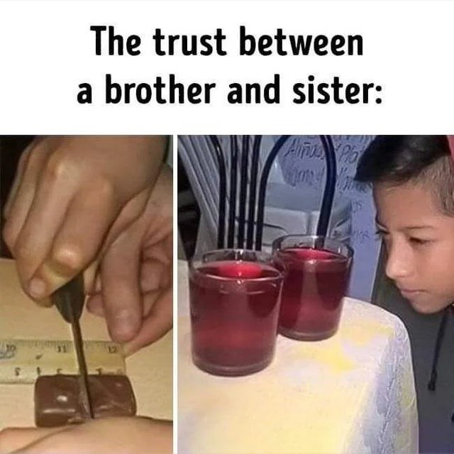 Drink - The trust between a brother and sister: AiruPo