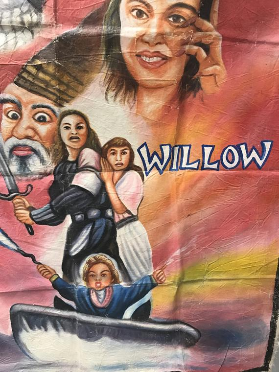 Poster - WILLOW