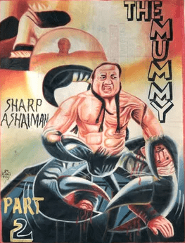 Kung fu - THE SHARP ASHAIMAN PART
