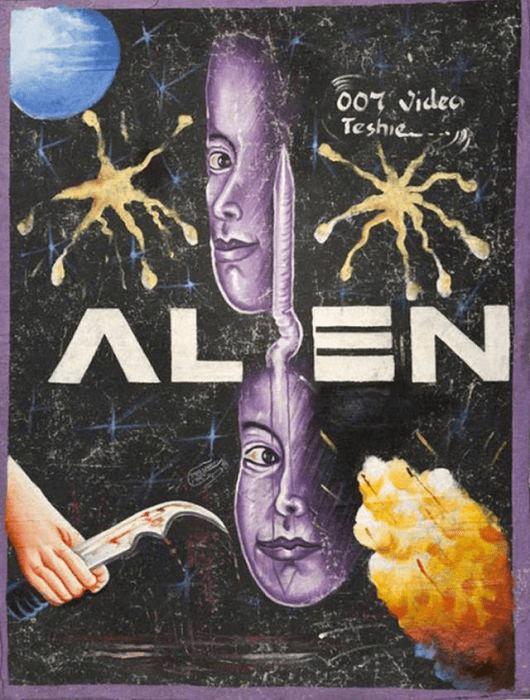 Poster - 007 Video Teshie ALEN