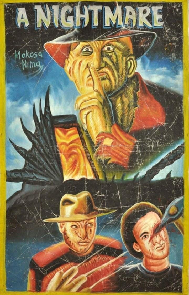 Poster - A NIGHTMARE Makosa NImg
