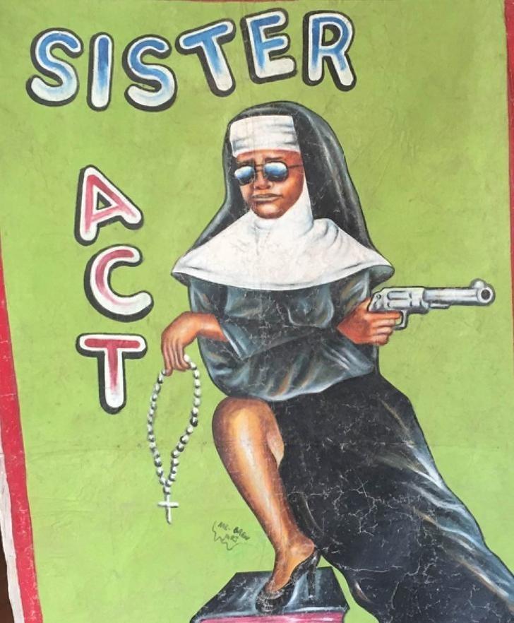 Cartoon - SISTER CT