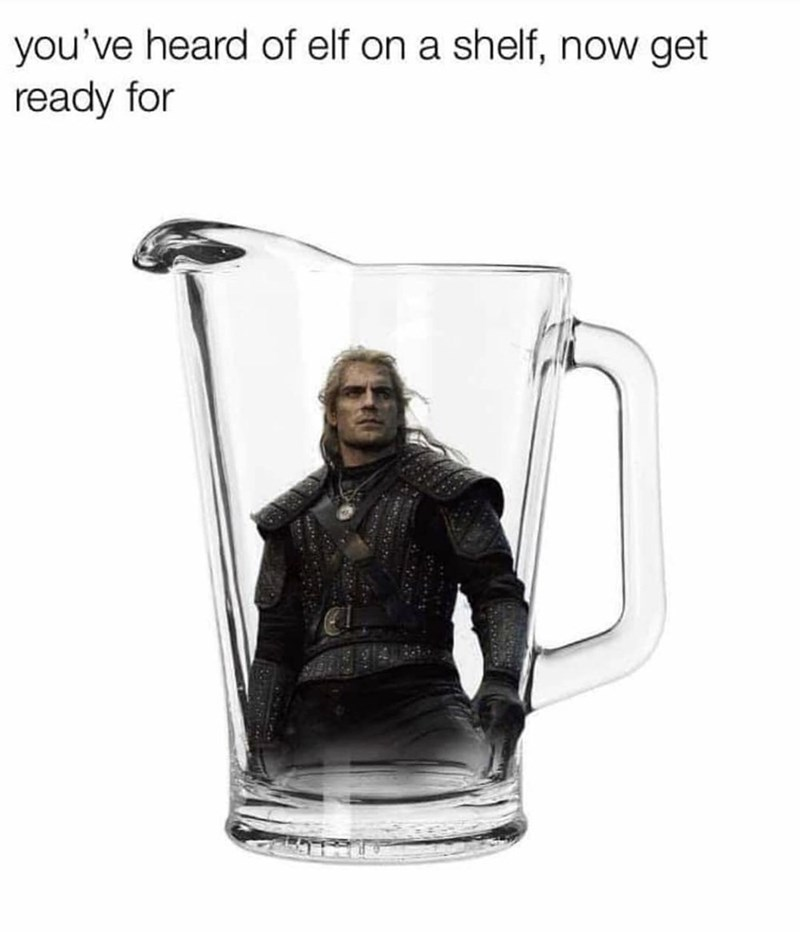Product - you've heard of elf on a shelf, now get ready for