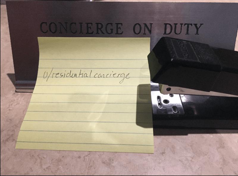 Font - CONCIERGE ON DUTY 0/tesideatial.cancierge Learcierge