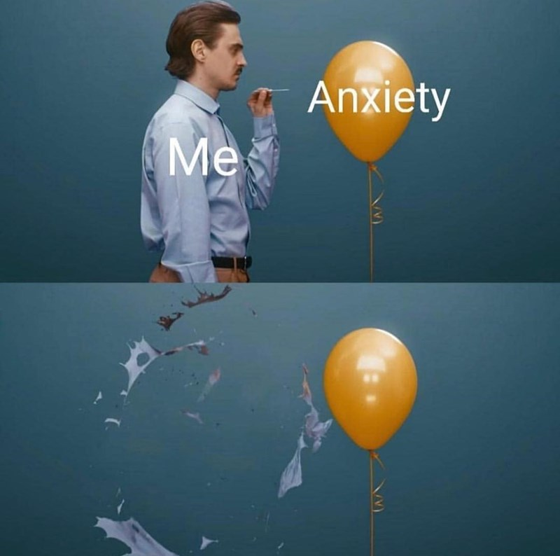 Balloon - Anxiety Me